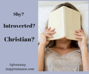 Shy? Introverted?