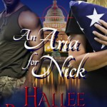 Character Interview: Nick Williams from Hallee Bridgeman's AN ARIA FOR NICK with a GIVEAWAY!