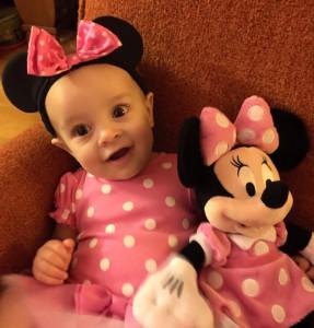 Amelia Minnie Mouse