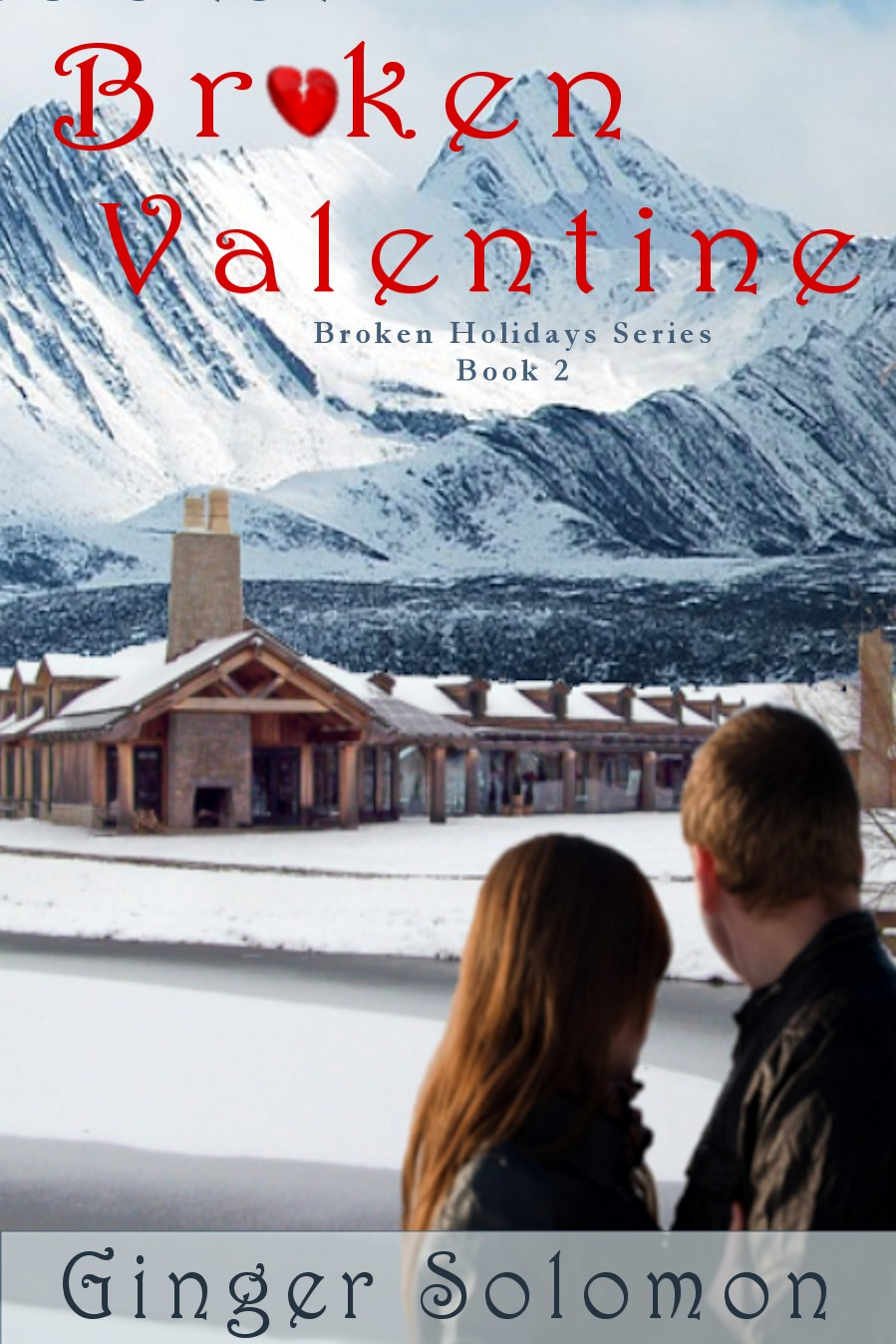 Broken Valentine cover