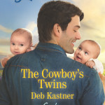The Cowboy's Twins and a giveaway