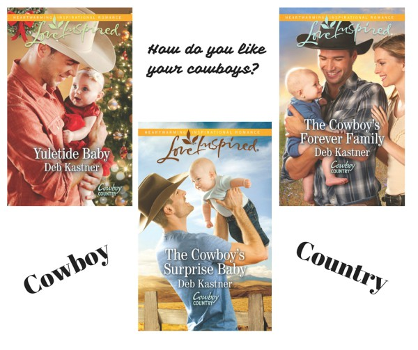 Cowboy Country Facebook Design
