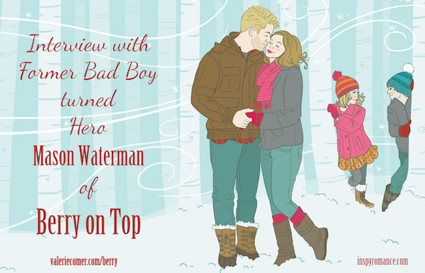 Berry on Top, Farm Fresh Romance, Valerie Comer