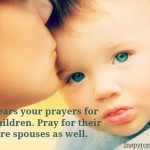 Praying for Kids' Future Spouses