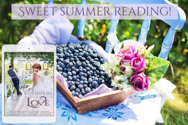 blueberries Whispers of Love