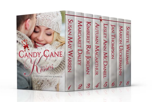 Candy Cane Kisses - Final 3D Box Set - 1 June 2016 - Medium