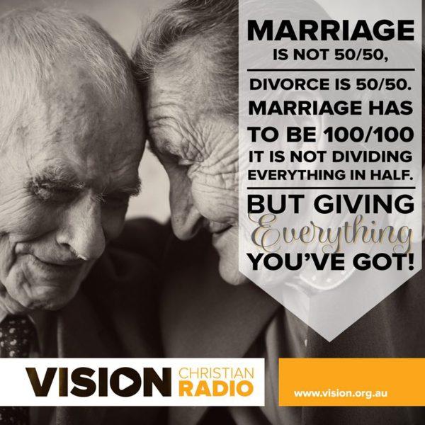 Image courtesy Vision Christian Radio www.vision.org.au