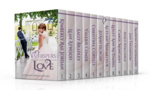 Whispers Of Love 3D - Mauve spines SMALL