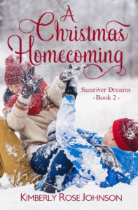 A Christmas Homecoming Cover