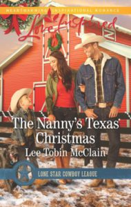 Nanny's Texas Christmas cover