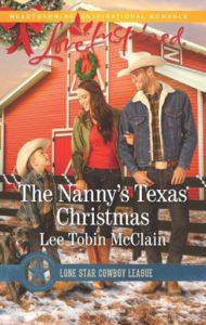 Nanny's Texas Christmas cover