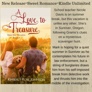 New Release Meme July Love to Treasure