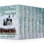 Christmas Blessings (The Stories Behind the Stories) with Giveaway!