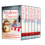 Celebrating the bestselling Mistletoe Memories Bundle with a #giveaway
