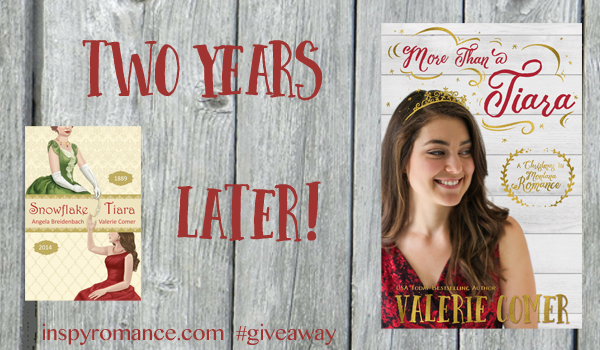 Snowflake Tiara, More Than a Tiara, Christmas in Montana Romance, Valerie Comer