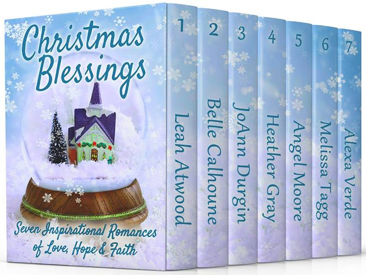 Christmas Blessings box set