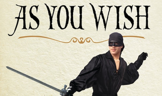 Cover image for As You Wish, book by Cary Elwes on the making of The Princess Bride
