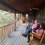 Family Holiday Favorite: Relaxing on the Porch and Simple Food