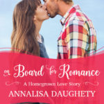 On Board for Romance: Characters and Cover