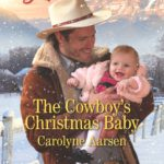Book Recommendation ~ The Cowboy's Christmas Baby by Carolyne Aarsen