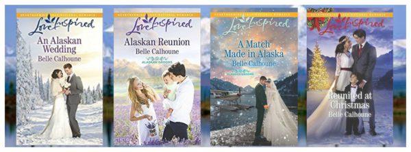 Belle Calhoun's Alaskan Grooms series