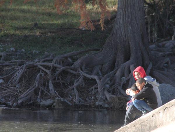 Frio River, Roots and family. Jolene Navarro