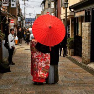 Teri Wilson Kyoto Japan