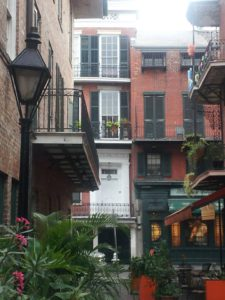 New Orleans, The French Quarter. Jolene Navarro