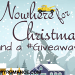 Nowhere for Christmas and a #Giveaway