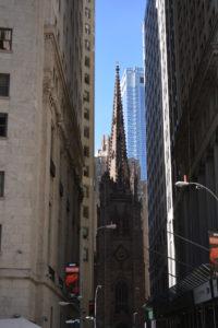 New York-The Old and the New. Jolene Navarro