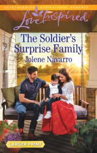 The Soldier's Surprise Family, Jolene Navarro