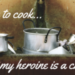 I Hate to Cook, But My Heroine is a Chef: A Guest Post by Shannon Vannatter