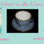 What's in the Name and a #Giveaway