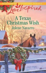 A Texas Christmas Wish- Jolene Navarro