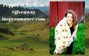Pepper D. Basham #giveawayinspyromance.com