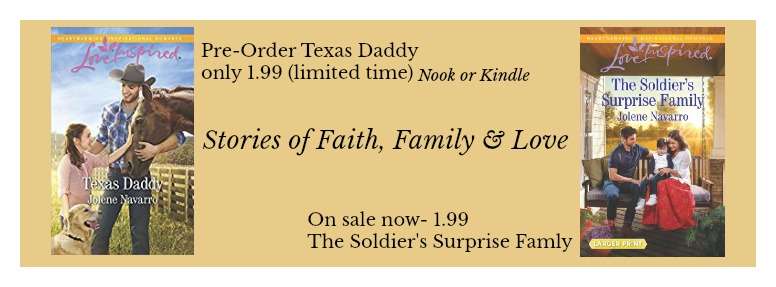 Texas Daddy & The Soldier's Surprise Family - Jolene Navarro