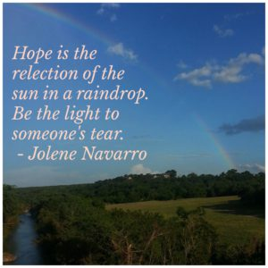 Jolene Navarro The Hope of the Rainbow