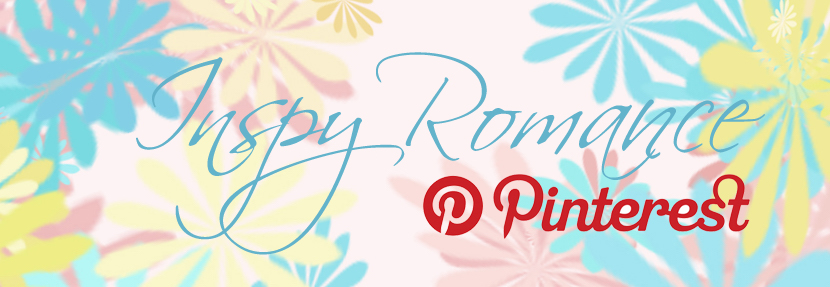 Inspy Romance is on Pinterest