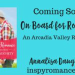 New Release! On Board for Romance