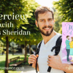 Interview with Myles Sheridan – and #giveaway!