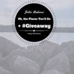 Oh, the Places You'll Go + #Giveaway!
