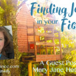 Finding Jesus in your Fiction: A Guest Post by Mary Jane Hathaway… #giveaway