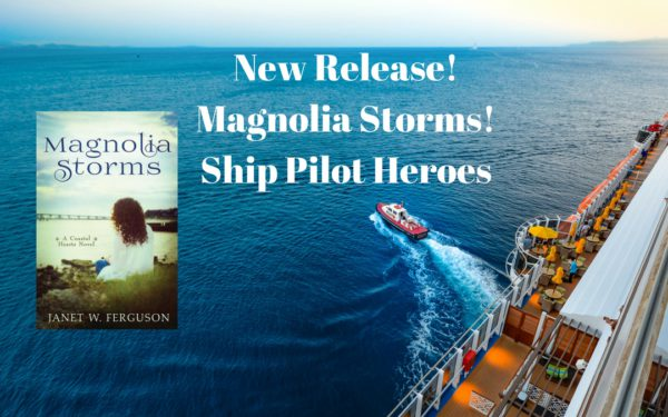 New Release! Magnolia Storms! Ship Pilot Heroes
