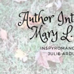 Author Interview: Mary L. Ball
