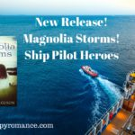 New Release! Giveaway! Magnolia Storms-Ship Pilot Heroes