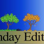 Sunday Edition – 10/29/17