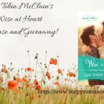 Lee Tobin McClain's Wise at Heart  Release and Giveaway!