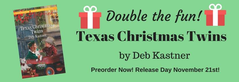 Texas Christmas Twins by Deb Kastner