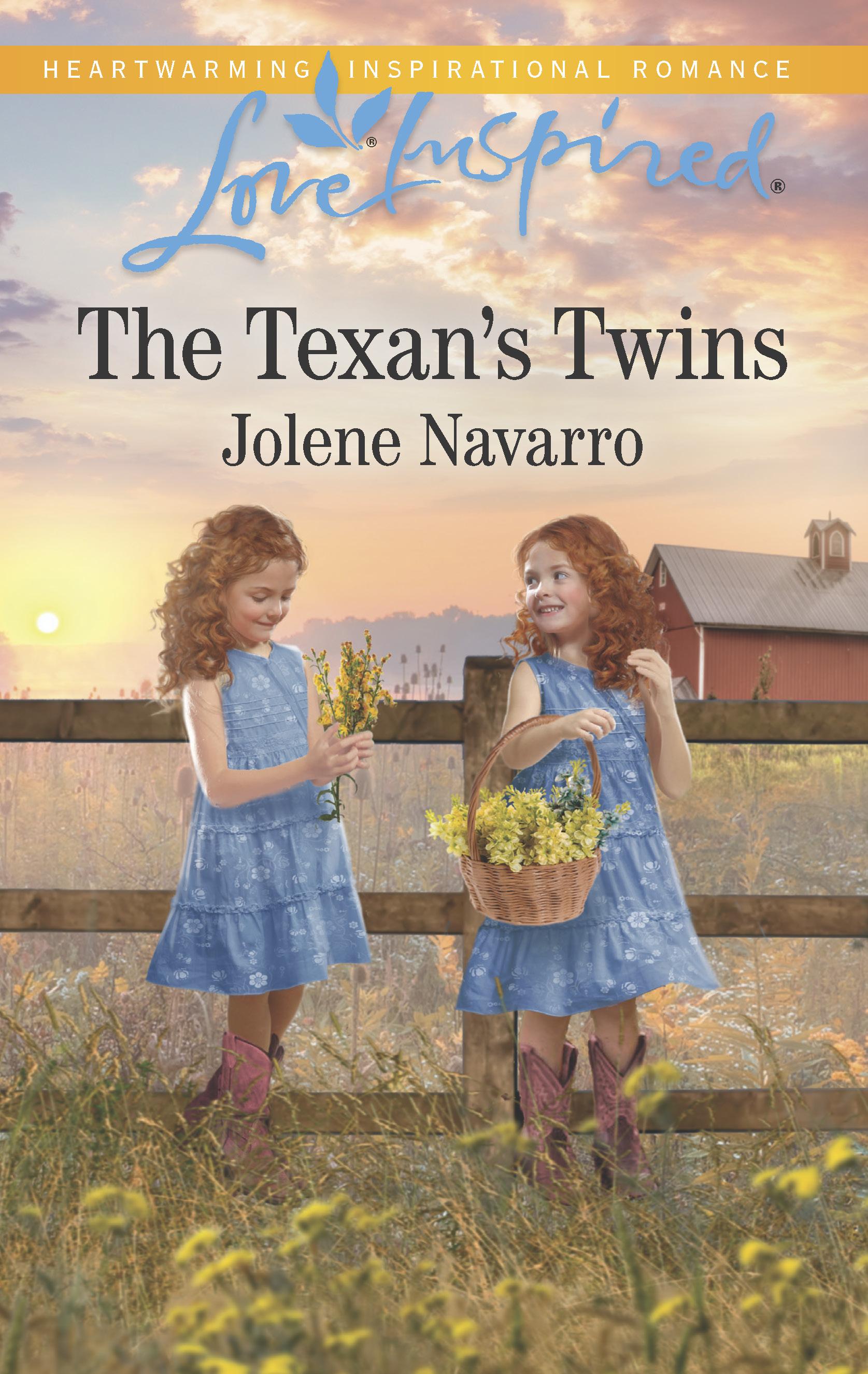 The Texan's Twins - Jolene Navarro