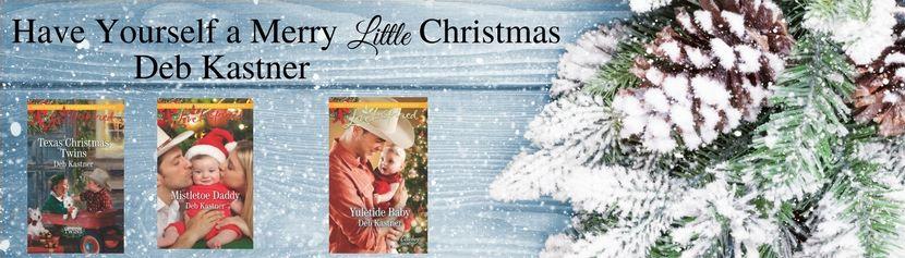Christmas Titles by Deb Kastner